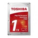 "Toshiba P300 HDWD110UZSVA 1TB 3.5"" 7200RPM 64MB Cache SATA III Internal HDD"