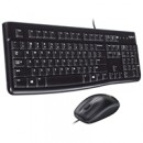 Logitech Desktop MK120 USB Keyboard & Mouse Set