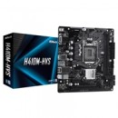 ASRock H410M-HVS Intel Socket 1200 10th Gen Micro ATX HDMI/VGA USB 3.2 Gen1 Motherboard