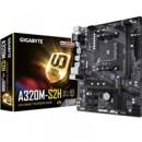Gigabyte GA-A320M-S2H AMD Socket AM4 Ryzen Micro ATX DDR4 D-Sub/DVI-D/HDMI M.2 USB 3.1 Motherboard