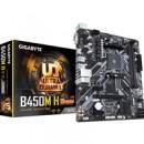 Gigabyte B450M H AMD Socket AM4 Micro ATX DDR4 VGA/HDMI M.2 USB 3.1 Motherboard
