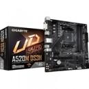 Gigabyte A520M DS3H Motherboard, AMD Socket AM4, Micro ATX, DDR4, Pure Digital VRM, High Quality Audio, Gaming LAN, PCIe 3.0 x 4 M.2, RGB Fusion 2.0, DVI/HDMI/DisplayPort
