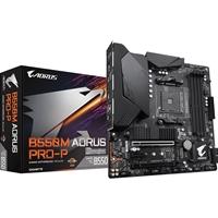 Gigabyte B550M AORUS PRO-P AMD Socket AM4 HDMI/DisplayPort Micro ATX M.2 USB 3.2 Type C Motherboard
