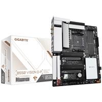 Gigabyte B550 VISION D-P AMD Socket AM4 ATX DisplayPort/HDMI Dual 2.5G LAN M.2 USB 3.2 Type-C Wi-Fi 6 Creator Motherboard