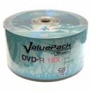 Ritek Traxdata DVD-R 16X 600PK (12 x 50) Boxed Logo