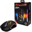 Marvo Scorpion M425G USB RGB LED Black Programmable Gaming Mouse