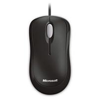 Microsoft Basic USB Black Mouse