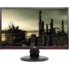 "AOC G2460PF 24"" Full HD 144Hz 1ms FreeSync VGA/DVI/HDMI/Display Port  Height Adjustable Gaming Monitor"