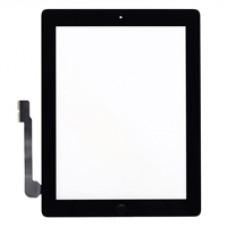 Apple iPad 4 Digitizer Assembly Black
