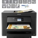 Epson WORKFORCE WF-7830DTWF A3 Duplex Wireless / Network All-in-One Colour Printer
