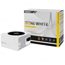 Antec EarthWatts Gold Pro White 750W 120mm Silent Fan 80 PLUS Gold Semi Modular PSU