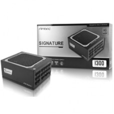 Antec Signature 1300W Platinum 135mm FDB Silent Fan 80 PLUS Platinum Fully Modular PSU