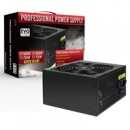 Evo Labs E-750BL 750W 120mm Black Silent Fan PSU