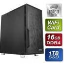 Antec Intel i7-10700 8 Core 2.9GHz 16GB DDR4 RAM 1TB SSD Wi-Fi Prebuilt System