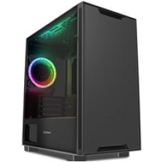Commando RGB AMD 5600X 6 Core 3.7GHz 16GB RAM 1TB M.2 + 2TB HDD w GTX1660 Graphic Card w Windows 10 Home - Prebuilt System