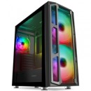 RGB Intel i7 11700K 8 Core 3.6GHz 32GB RAM 1TB NVMe M.2 4TB HDD RTX 3080Ti Graphics - Liquid Cooled CPU w Win 10 Home - RGB Gaming Pre-Built System