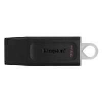 Kingston DataTraveler Exodia 32GB USB 3.2 Blk/White USB Flash Drive