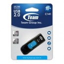 Team C141 16GB USB 2.0 Blue USB Flash Drive