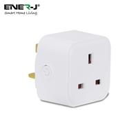 ENER-J Smart WiFi Plug 3pc pack
