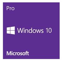 Microsoft Windows 10 Professional 64bit English OEI DVD Operating Software