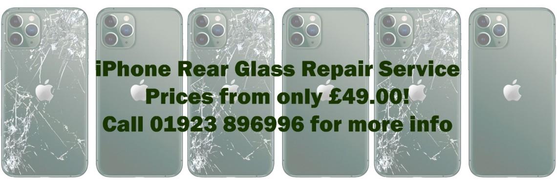 Back Glass Repair
